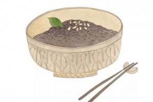 古代吃货的食谱青精饭一千多年前创造出来的速食便利米饭