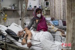 印度成全球第三个新冠死亡超30万国家实际情况更糟